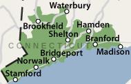 Our Connecticut Service Area